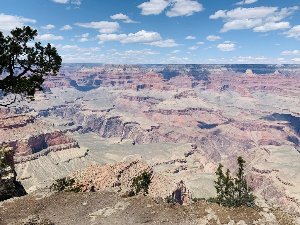 travel destinations us grand canyon view