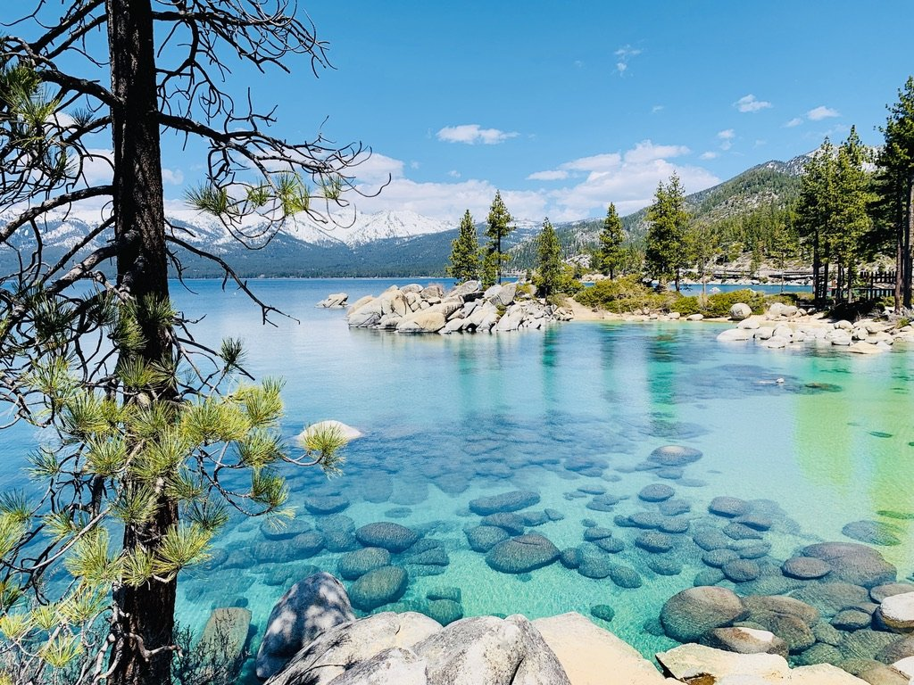 travel destinations us lake tahoe