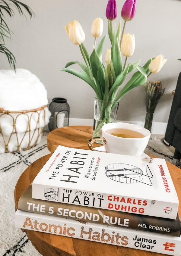 5  Books That Will Change Your Life in 2021 | Wellness Wednesday