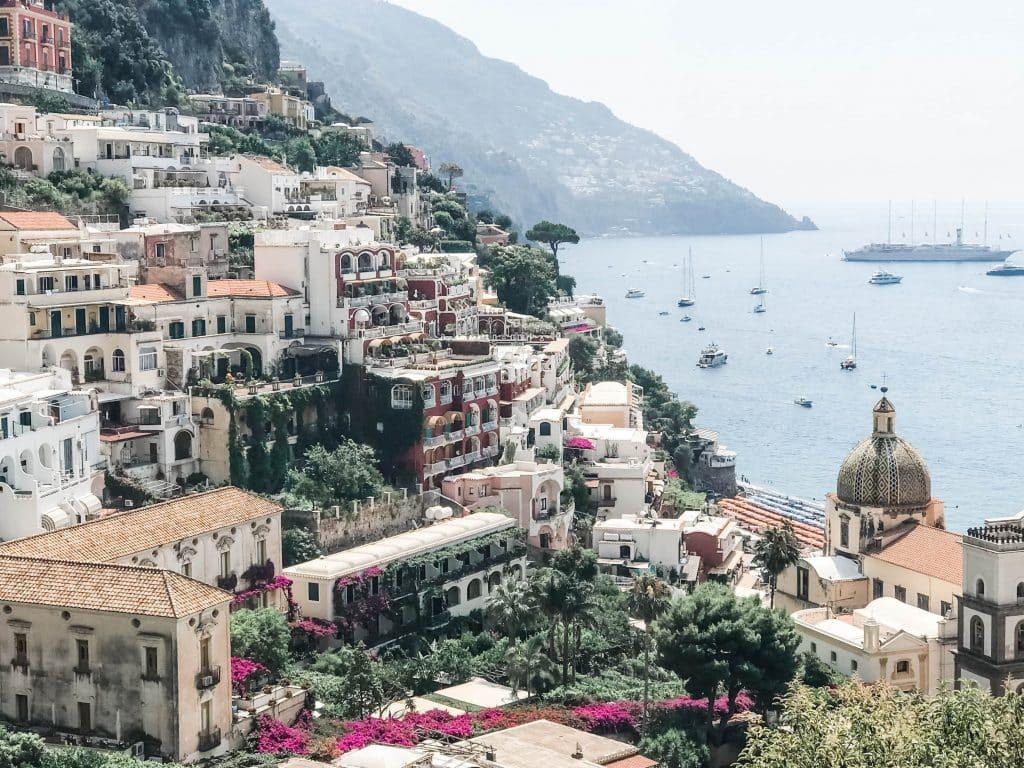 honeymoon to the amalfi coast