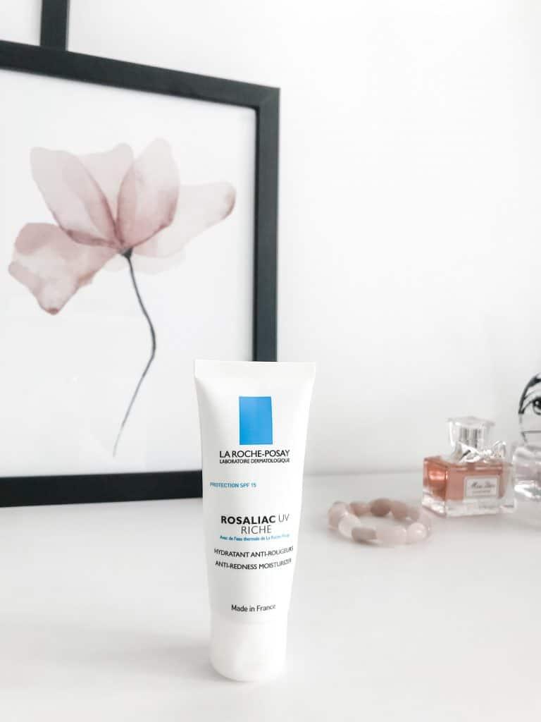 sensitive skin care rosacea face cream