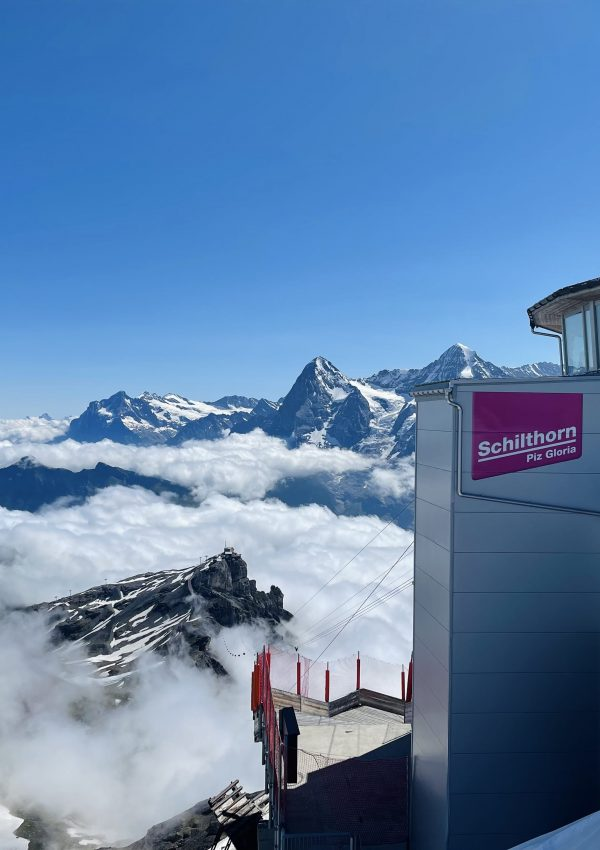 Why You Need To Add SCHILTHORN To Your Bucket List